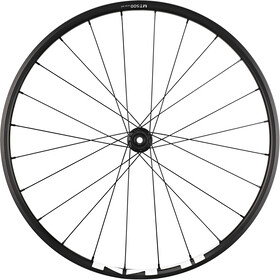 "Shimano WH-MT500 MTB baghjul 27,5"" Disc CL Clincher E-Thru 142mm, black"